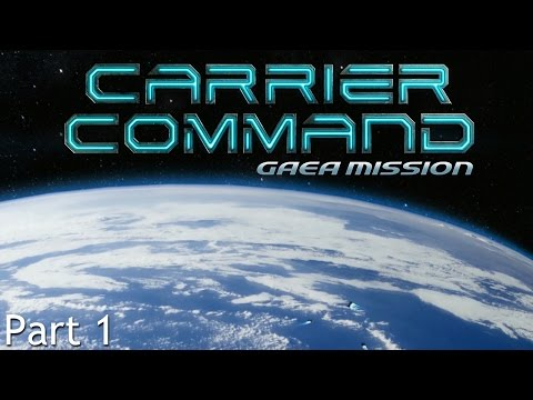 Carrier Command - Part 1