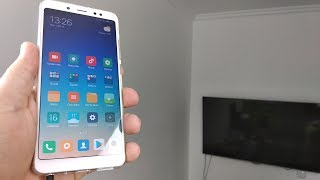 Xiaomi Redmi Note 5 / Android 8.1.0 / НОВЫЙ БЕСТСЕЛЛЕР СЯОМИ! ► Посылка из Китая / AliExpress