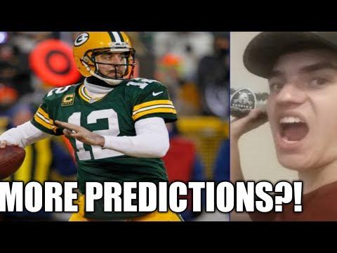 NFL Awards Predictions