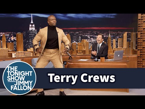 Thumbnail: Terry Crews Does the Greatest Robot of All Time