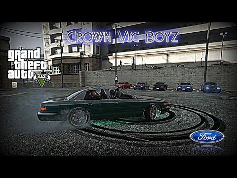 GTA 5 Car Meet
