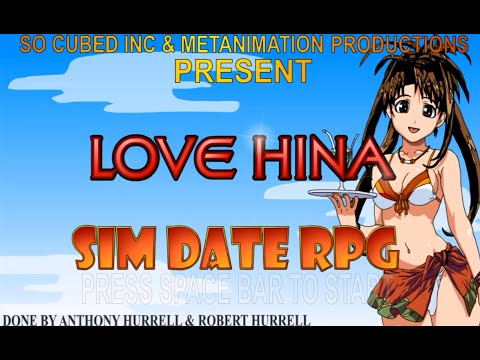 Love Hina Sim Date RPG (Part 2/2): Success!.... Or Failure? [Valentines Special]