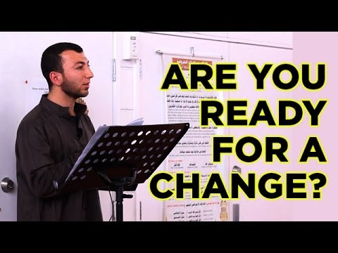 Are You Ready For A Change? - Brother Ali