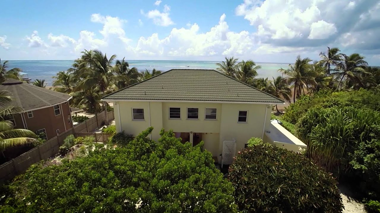Debbie S Beach House Vacation Home For In Ambergris Caye Belize