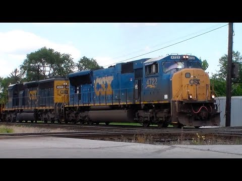 Railfanning the Iron Triangle w/ CN, UP and more!