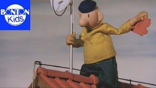 Pat & Mat - Opravují střechu
