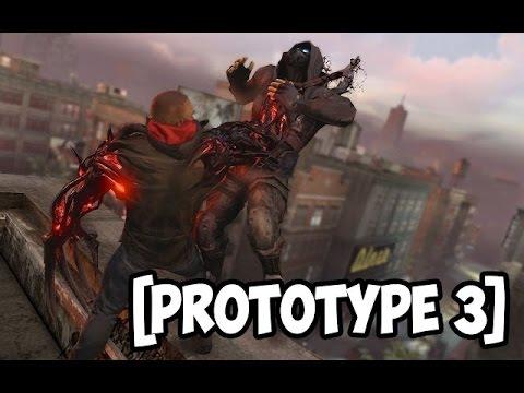 Prototype 3 2018 дата выхода