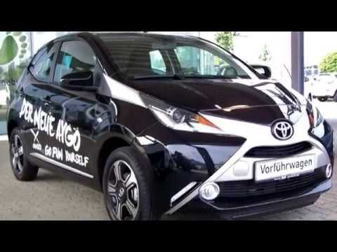 toyota aygo x clusive 009007 midnight schwarz. Black Bedroom Furniture Sets. Home Design Ideas