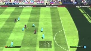PES 2015 for Xbox One - gameplay demo