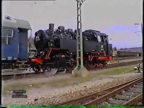 Dampfloktreffen in Tübingen (1998)