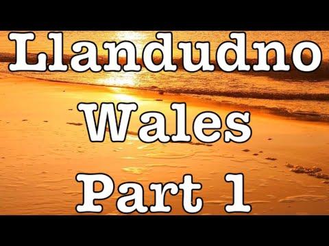 Beautiful Llandudno Wales HD Part-1