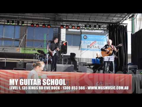 Ferragosto Festival 2015 - My Guitar School - EUROPA (Carlos Santana)