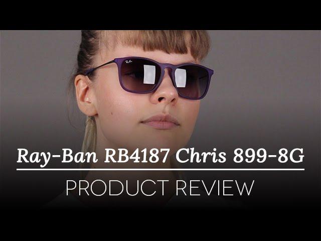 Ray Ban Chris Rb4187