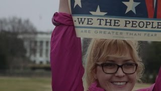Women's March warns Trump  Listen ? or else
