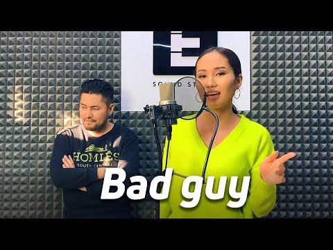 Billie Eilish Justin Bieber - Bad guy cover by Samat & PeriDoll