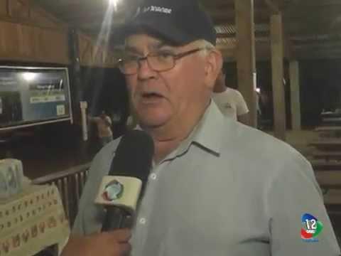 TIRO DE LAÇO NO CTG QUERÊNCIA-TV QUERÊNCIA RECORD CANAL 12