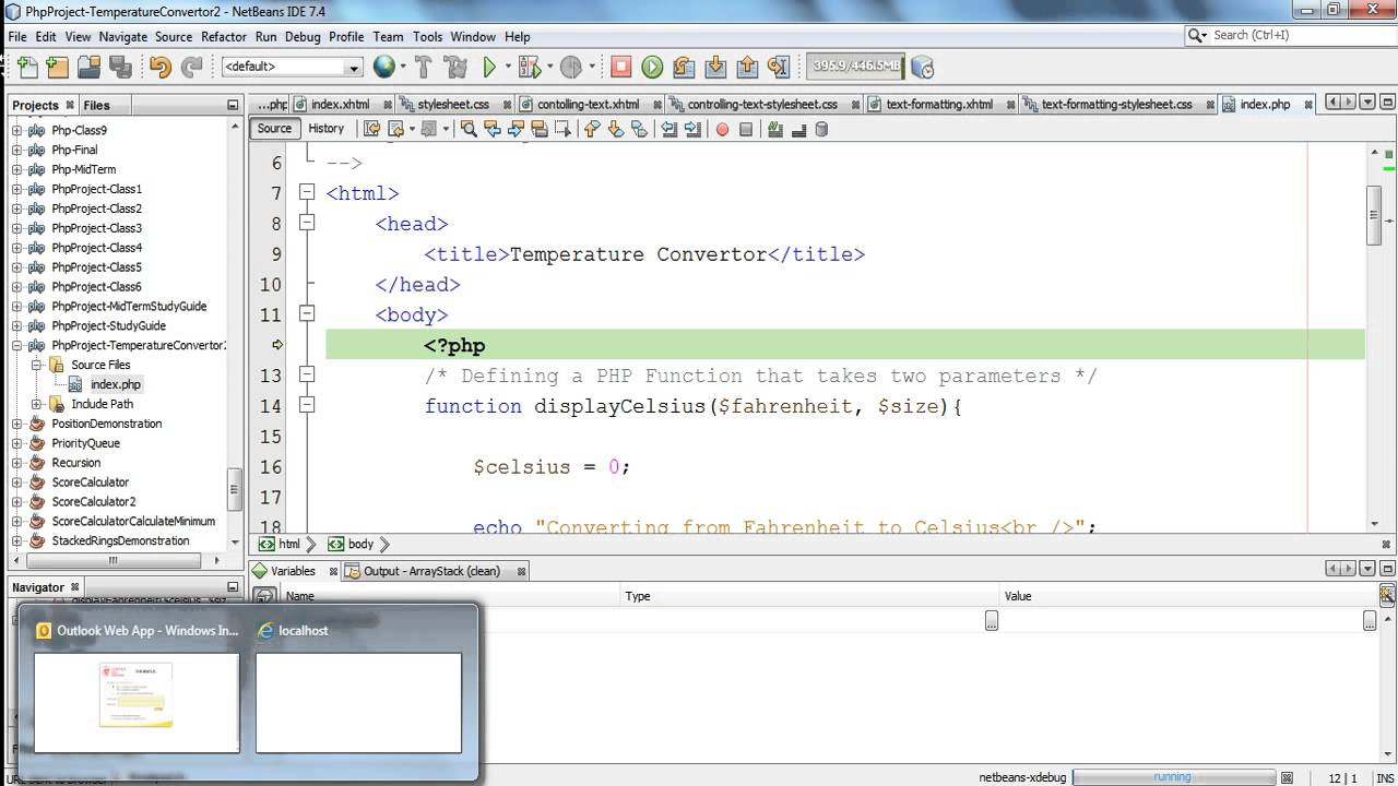 php assignment The fundamental complex data type in php is the array this data type is so frequently used that php has special syntax for handling it this rfc focuses, in particular, on the syntax for two different array operations in php: construction of an array from values, and destructuring assignment from.