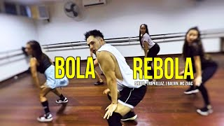 BOLA REBOLA - Anitta, Tropkillaz, J Balvin, MC Zaac - Coreografia: @EduardoAmorimOficial
