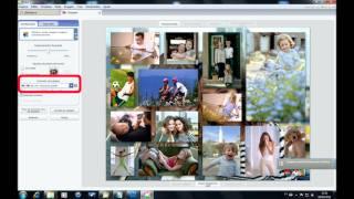 Quadro de Fotos - Como usar o Picasa para fazer um Quadro de Fotos