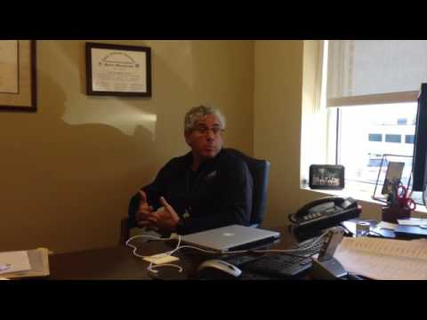Dr. Scott Sigman, Lowell General Hospital's chief of orthopedics, discusses the problems with prescr