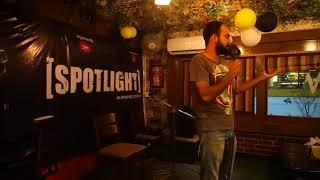 SPOTLIGHT - An Open Mic Festival (Performer - 8 Samarth Manocha - Stand up Comedy)