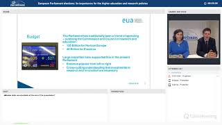 European Parliament elections & its importance for the higher education and research policies thumbnail