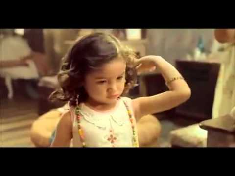 Mcdonald's commercial Grand Ma and Grand Daughter HQ video