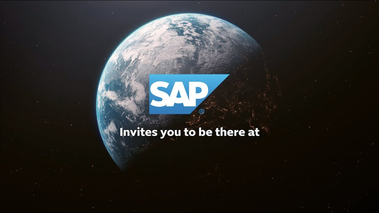 Be There with SAP