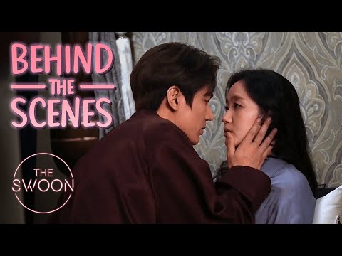 [Behind the Scenes] Neck kisses and heroic rescues | The King: Eternal Monarch [ENG SUB]