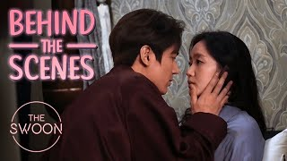 [Behind the Scenes] Neck kisses and heroic rescues   The King: Eternal Monarch [ENG SUB]