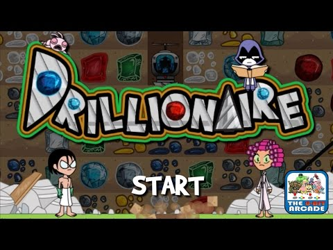 Teen Titans Go: Drillionaire - Who Wants To Be A Drillionaire? (Cartoon Network Games)