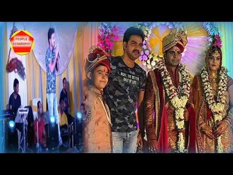 कल पवन ने अपने दोस्त शादी मैं की बहुत मस्ती। Bhojpuri News People biography