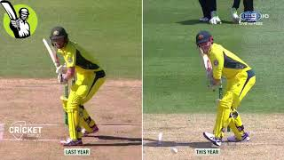 george bailey new batting stance