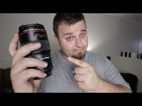Canon 100mm f/2.8 L Macro IS USM Lens Review: The Number One Macro Photography Lens