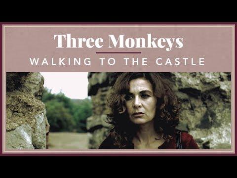 Three Monkeys - Walking to The Castle