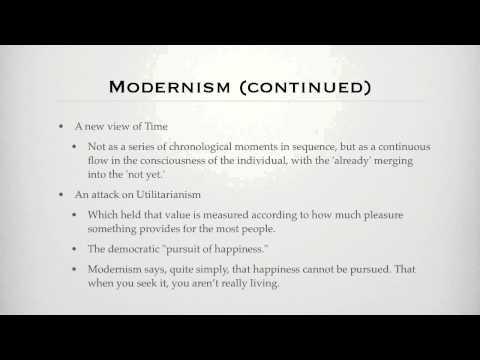 20th Century Literature