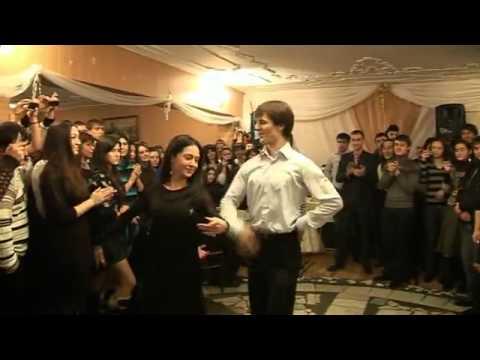 Осетинская Свадьба Алан Кокаев  / Ossetian Dance Alan Kokaev