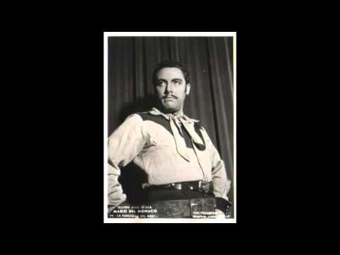 Mario Del Monaco Or son sei mesi live 1954 Audio HQ