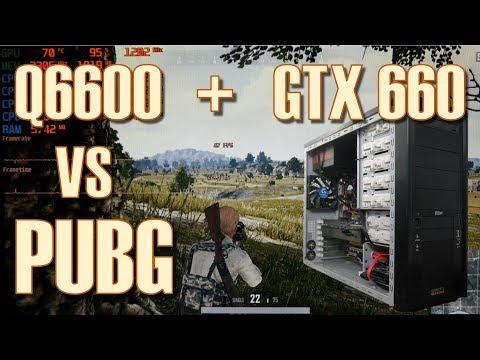GTX 660 I5 3470 Playerunknowns Battlegrounds Very