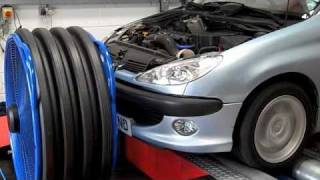 Tuning - Peugeot 206 GTi Cat Cams dyno test