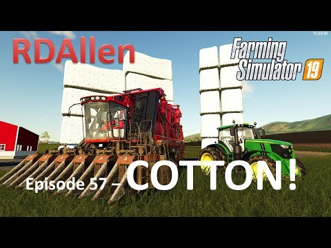 Repeat QUICK TIPS: COTTON | Farming Simulator 19 by DjGoHam Gaming
