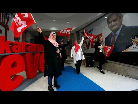 Will Turkey shift to a presidential system after April 16?