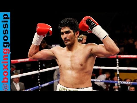 Full Post fight thoughts - Vijender Singh vs Francis Cheka - Boxing analysis