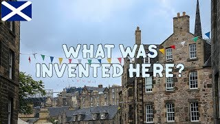 Famous Scottish Inventors List