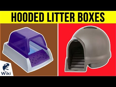 8 Best Hooded Litter Boxes 2019