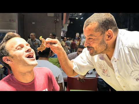 INSANE Street Food Tour in Cairo, Egypt | HEAVIEST Street Food in The WORLD!