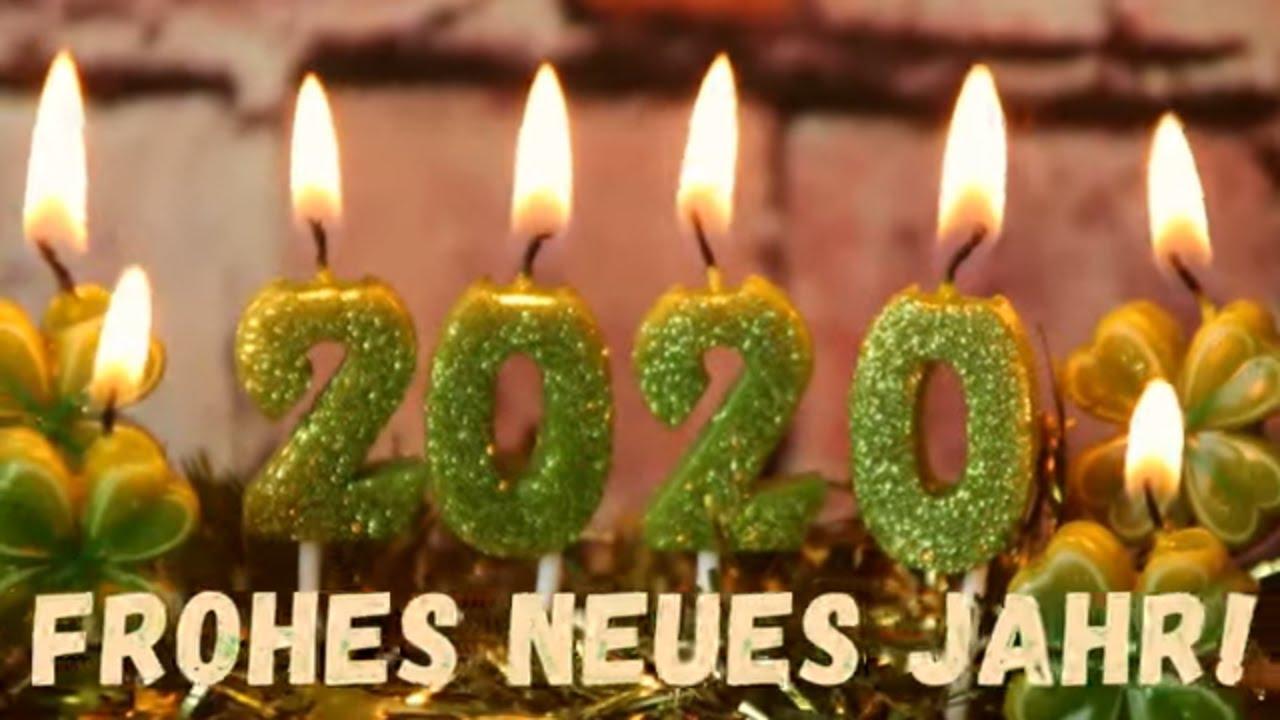 Frohes Neues Jahr 2020 Video