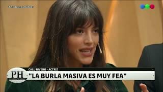 """Calu Rivero: """"Fui abusada por el sistema y el machismo"""" - Podemos Hablar 2019"""