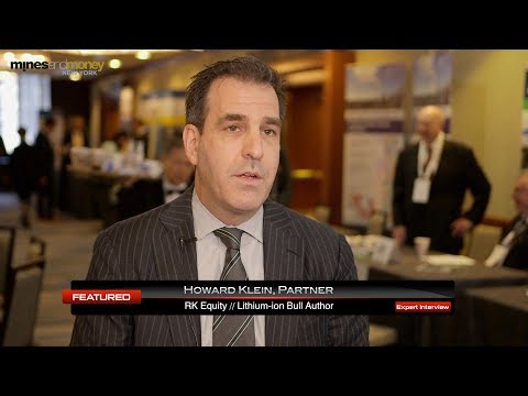 Howard Klein, RK Equity at Mines & Money NYC 2018