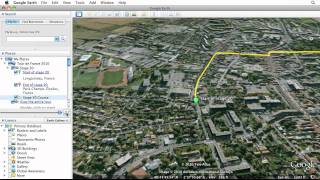 learn google earth recording a tour